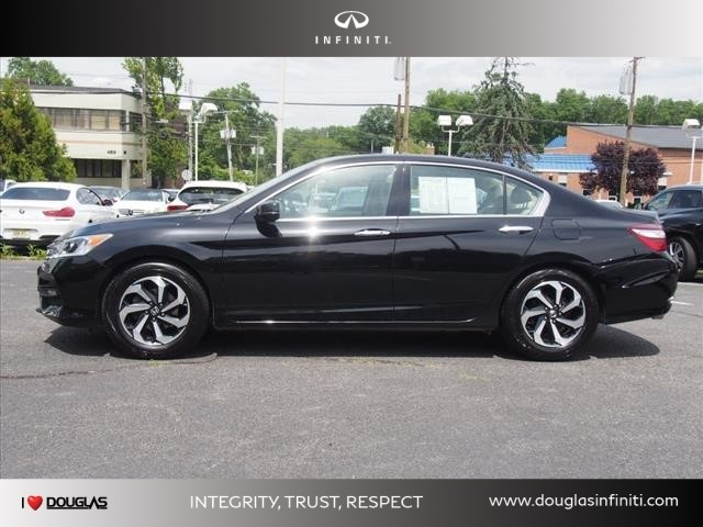 Pre-Owned 2017 Honda Accord EX-L V6