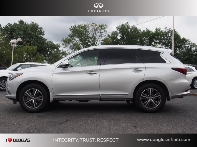 Certified Pre-Owned 2018 INFINITI QX60 3.5