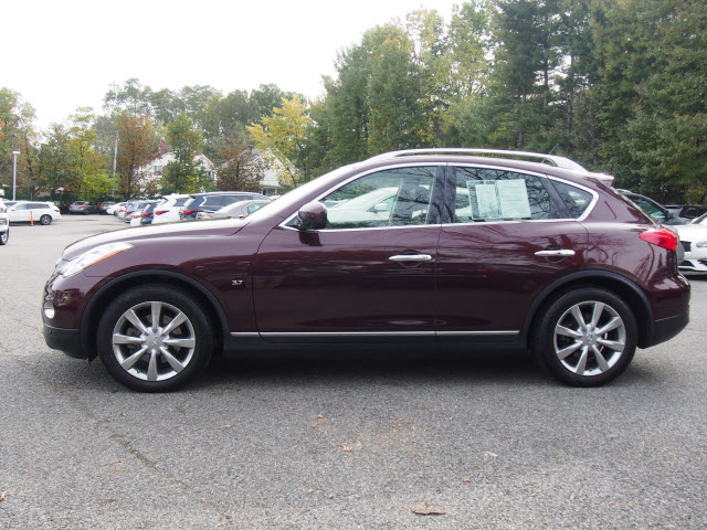 Certified Used 2015 Infiniti Qx50 Journey For Sale Summit Nj
