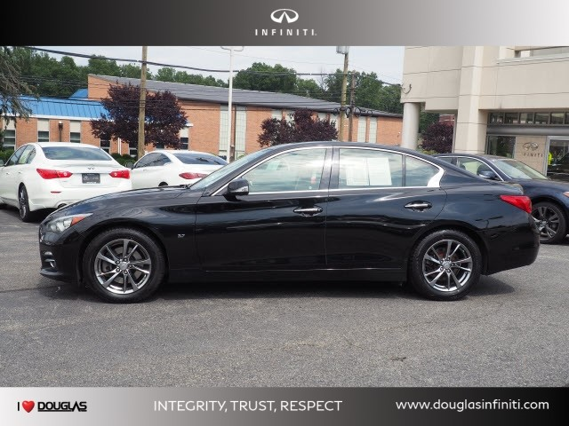 Q50 For Sale >> Certified Pre Owned 2015 Infiniti Q50 Premium