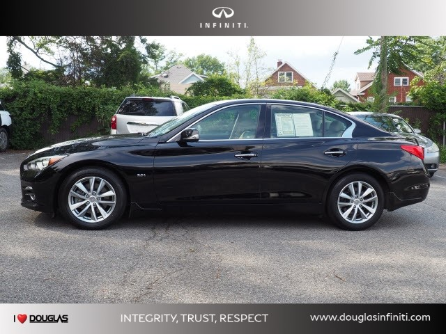 Q50 For Sale >> Pre Owned 2016 Infiniti Q50 3 0t Premium