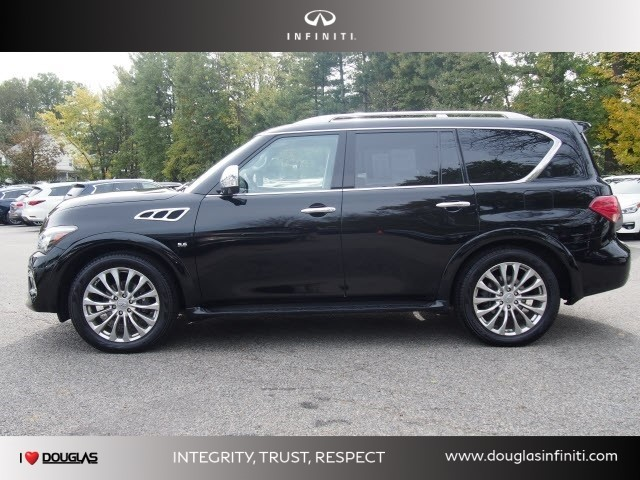 Certified Pre-Owned 2016 INFINITI QX80 4WD
