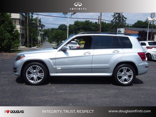 Pre-Owned 2013 Mercedes-Benz GLK GLK 350 4MATIC®