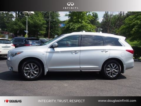 Certified Pre-Owned 2015 INFINITI QX60 AWD 4DR