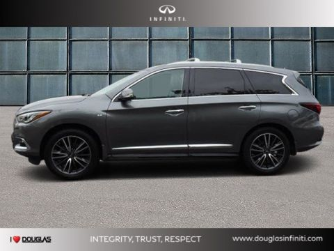 Certified Pre-Owned 2016 INFINITI QX60 AWD 4DR