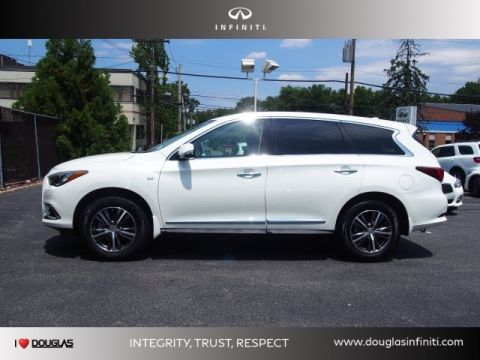 Pre-Owned 2018 INFINITI QX60 AWD