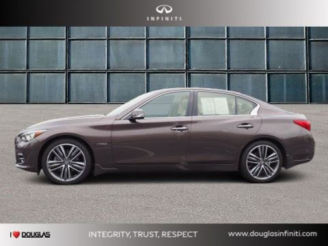 Certified Pre-Owned 2016 INFINITI Q50 Hybrid