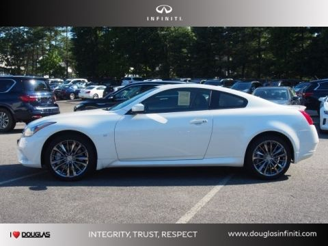 Certified Pre-Owned 2015 INFINITI Q60 Coupe SPORT AWD