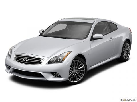 Pre-Owned 2014 INFINITI Q60 Coupe SPORT AWD