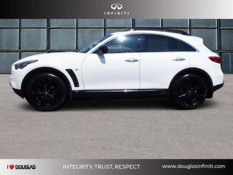 Certified Pre-Owned 2016 INFINITI QX70 S