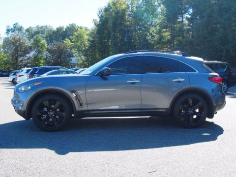 Certified Pre-Owned 2016 INFINITI QX70 SPORT AWD