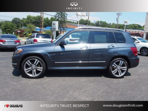 Pre-Owned 2013 Mercedes-Benz GLK 4MATIC® 4DR GLK