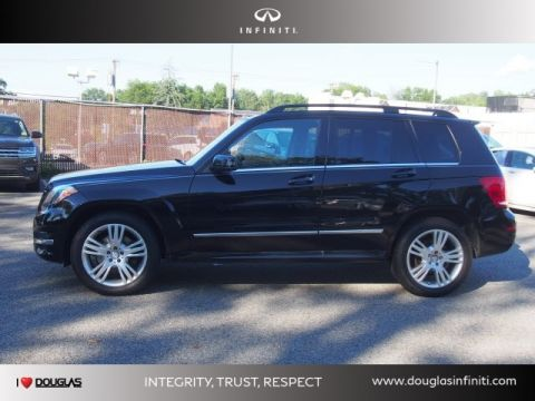 Pre-Owned 2015 Mercedes-Benz GLK GLK 350 4MATIC®